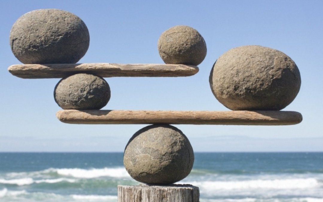 Seek Christ Over Balance